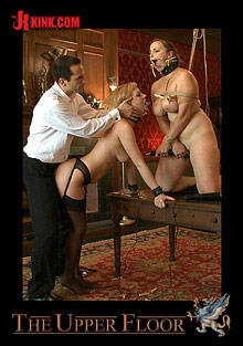 BDSM Library : The Upper Floor: Maestro Maintains Morale By Putting Cherry Torn And Bella Rossi To Use!