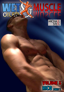 Wet And Muscle Oiled 5: Rico cover