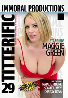 Titterific 29 cover