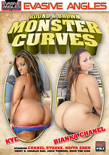 Round And Brown Monster Curves cover