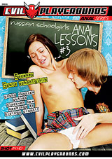 Russian Schoolgirls Anal Lessons 3