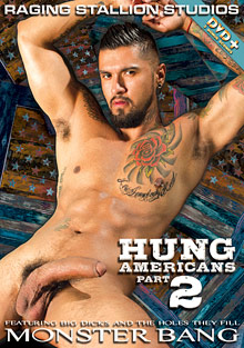 Hung Americans 2 cover