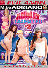 Anally Talented 2 Xvideos