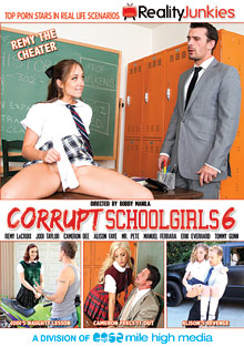 Retro Vintage Porn : Corrupt School Girls 6!