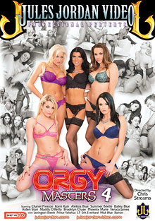 Orgy Masters 4 cover