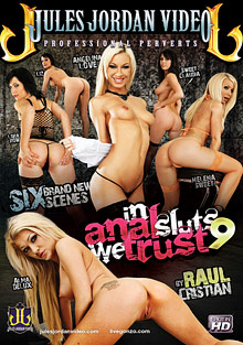 In Anal Sluts We Trust 9 cover
