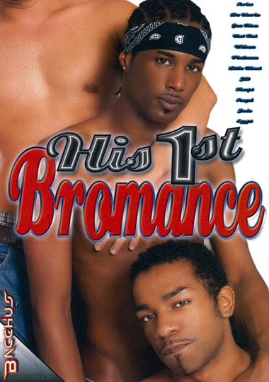 His 1st Bromance cover