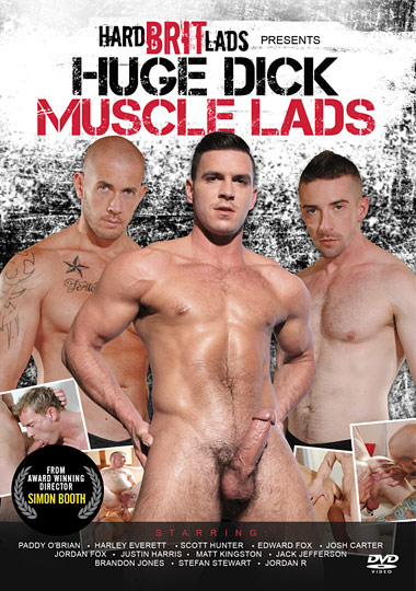 Huge Dick Muscle Lads cover