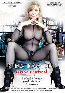 Nina Hartley: Unscripted cover