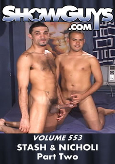 ShowGuys 553: Stash And Nicholi  Part 2 cover