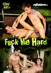 Fuck Me Hard cover