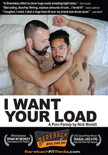 I Want Your Load cover