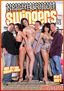Neighborhood Swingers 11 cover