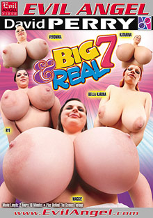Big And Real 7 cover