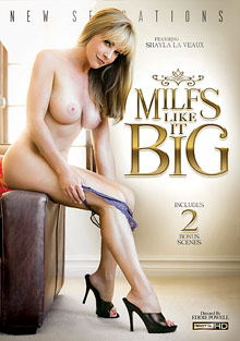 MILFs Like It Big cover