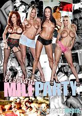 Lesbian MILF Party