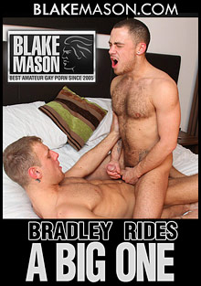 Bradley Rides A Big One cover