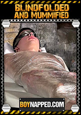 Boynapped 285: Blindfolded And Mummified Xvideo gay