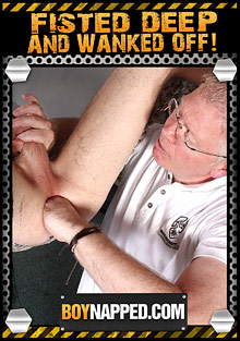 Boynapped: Fisted Deep And Wanked Off cover