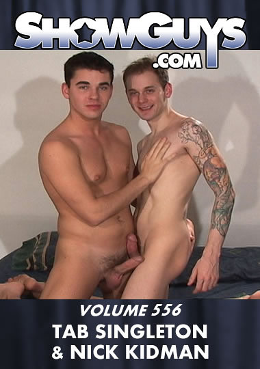 Showguys 556: Tab Singleton and Nick Kidman cover