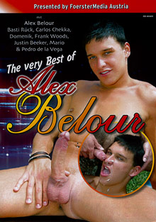 The Very Best Of Alex Belour cover