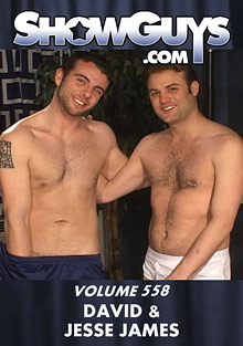 Showguys 558: David And Jesse James cover