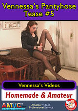Vennessa's Pantyhose Tease 5