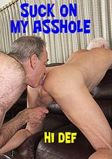 Suck On My Asshole