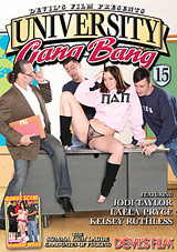 University Gang Bang 15 Xvideos