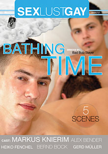 Bathing Time cover