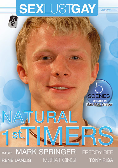Natural 1st Timers cover