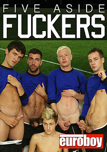 Five Aside Fuckers cover