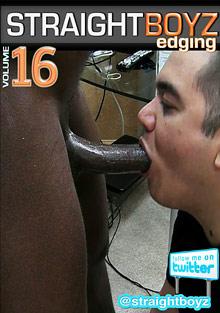 StraightBoyz Edging 16 cover
