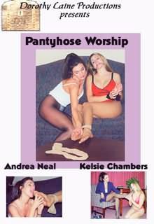 Pantyhose Worship