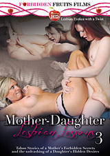 Mother-Daughter Lesbian Lessons 3 Xvideos