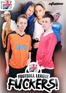 Football League Fuckers cover