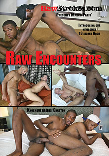 Raw Encounters cover