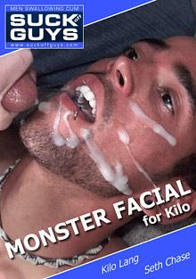 Monster Facial For Kilo cover