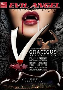 Voracious 2 cover
