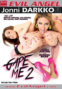 Gape Me 2 cover