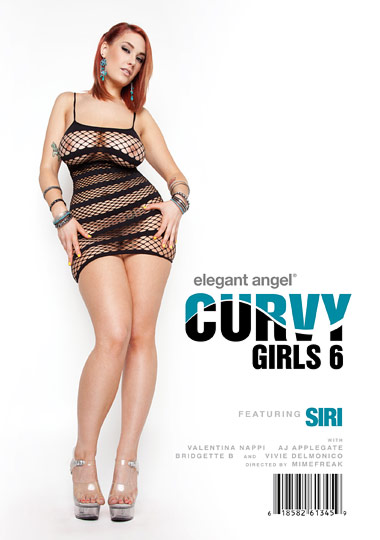 Curvy Girls 6 cover