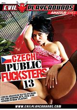 Czech Public Fucksters 13 Xvideos