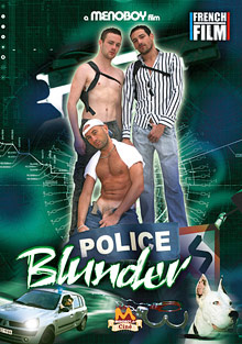 Police Blunders cover