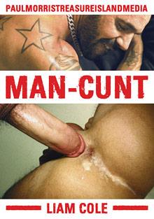 Man-Cunt cover