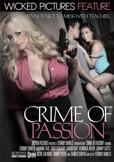 Crime Of Passion cover