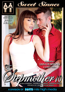 The Stepmother 10 cover