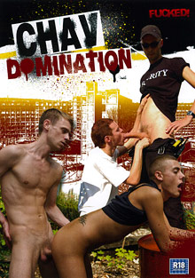 Chav Domination cover