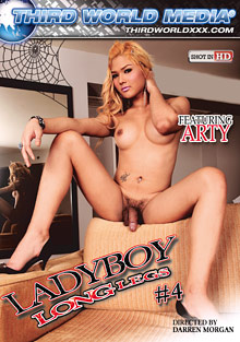 Ladyboy Long Legs 4 cover