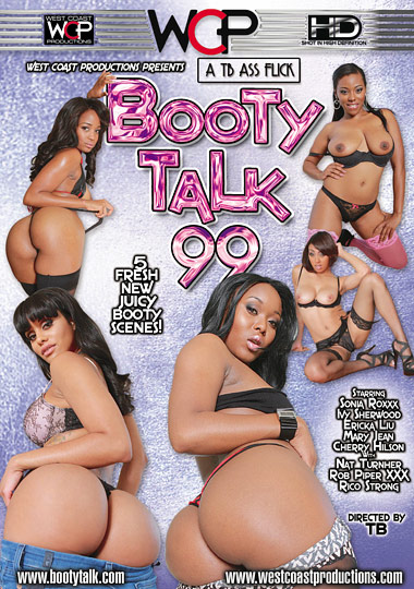 Booty Talk 99 cover