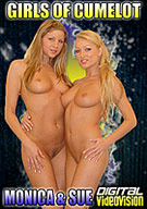 Girls Of Cumelot: Monica Sweetheart And Sue Diamond